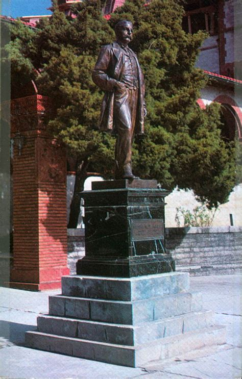 Florida Memory - Statue of Henry M