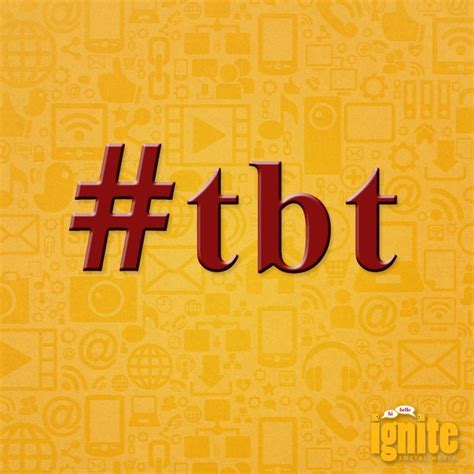 8 Brands Taking Advantage of Throwback Thursday #TBT