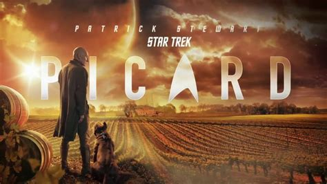 """CBS Series """"Star Trek: Picard"""" Cast and Characters"""