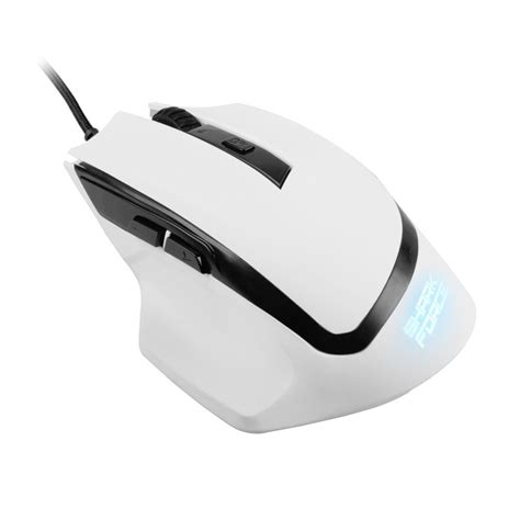 Shrkoon Announces SHARK Force Gaming Mouse