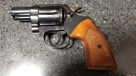 I Have A Colt 38 Detective Special 38 Special CTG Serial