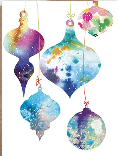 Christmas Cards in Watercolour (A FEW PLACES LEFT