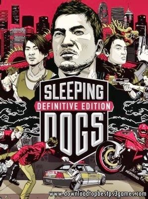 Sleeping Dogs PS3 Download free full ISO and PKG Format