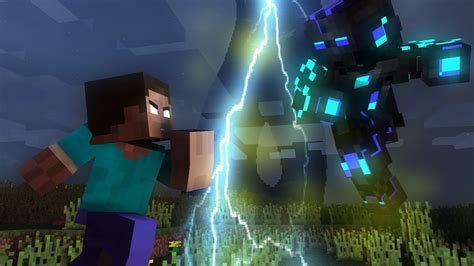 Minecraft fight animation, all you need to know about