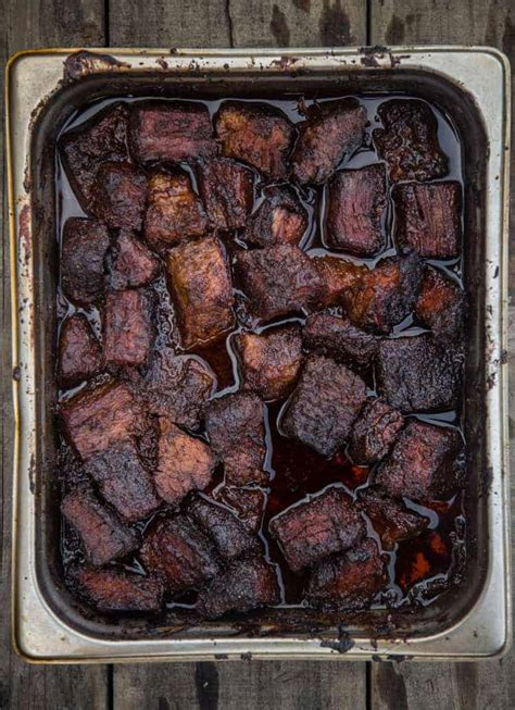 The Ultimate Brisket Burnt Ends - with American Wagyu Beef