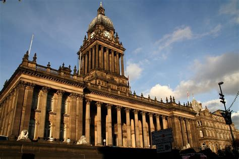Architectural Tour in Leeds, Leeds, England