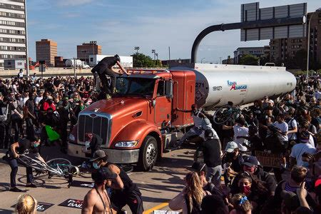 Bogdan Vechirko Allegedly Drove Truck Into Protest Crowd