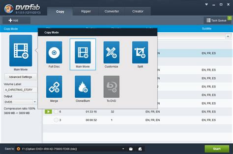The Best DVD Copy Software - DVDFab, Copy DVD and Backup