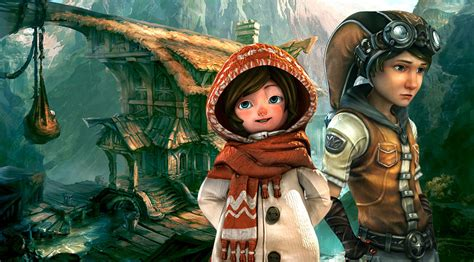 Silence: The Whispered World II Concept Art & Characters
