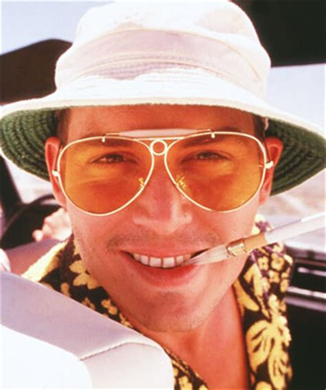 Ray-Ban 3138 Shooter - Johnny Depp - Fear and Loathing in