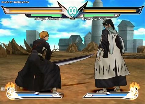 Bleach Shattered Blade (USA) Nintendo Wii ISO Download