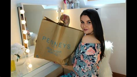 Penneys / Primark Fashion Haul & GIVEAWAY! NOW CLOSED