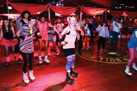 Retro workouts: From swing dancing to roller disco, get
