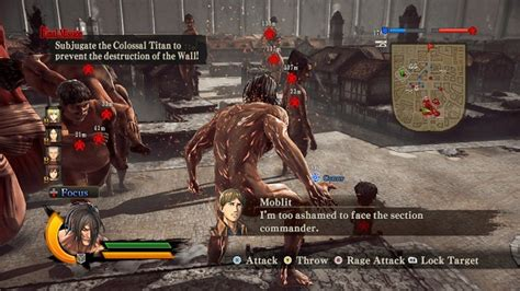 Attack on Titan Wings of Freedom Incl All DLCs MULTi3