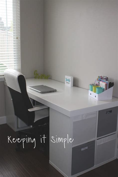 20 Amazing DIY Ikea Desk Hacks For Your Home Office