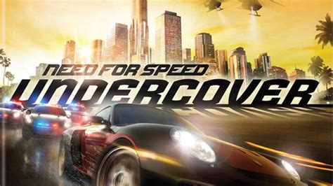 Need For Speed Undercover PSP ISO Download