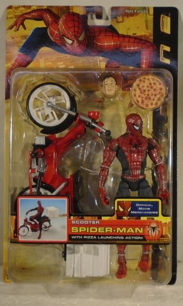 """""""OUT OF STOCK"""" Spider-Man 2 Movie - Peter Parker With"""