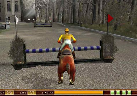 Jump & Ride: Riding Academy 3D Horse Game for PC