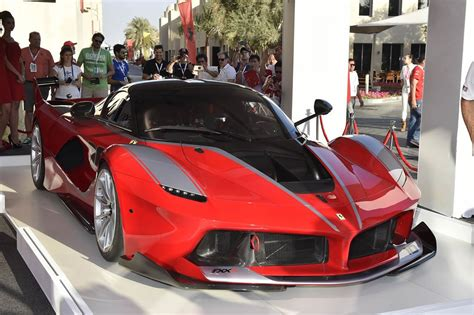 Ferrari unveils its most extreme car yet, the 1,035 hp FXX