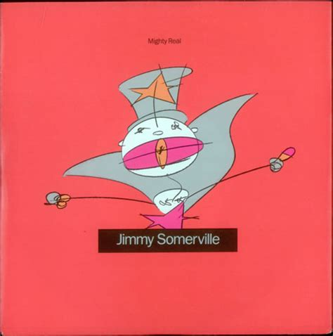 """Jimmy Somerville You Make Me Feel Mighty Real UK 7"""" vinyl"""