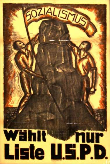 Socialism and Dystopia: Modern Art in Germany After WWI