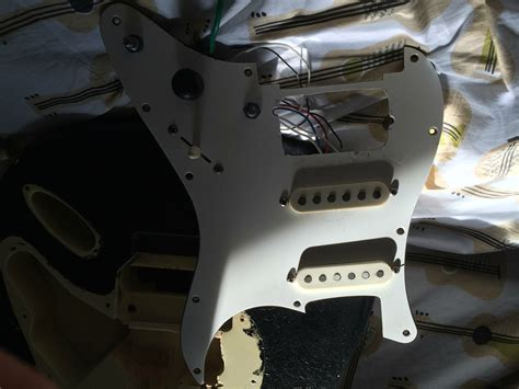 Fender® Forums • View topic - Stratocaster Identification