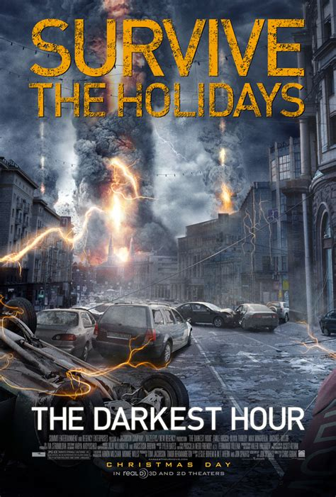 'The Darkest Hour' Lasts a Painful Minute In Second Trailer
