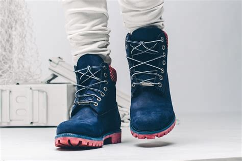 """Villa x Timberland 6-Inch Boot """"Old Glory"""" 