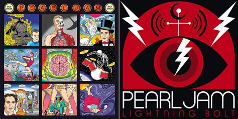 34 Pearl Jam Record Label - Labels For You