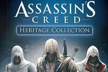 Assassins Creed Heritage Collection - PS3 ISO Download Free