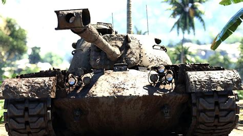 HOLY MOTHER OF TURRET ARMOR   M48 PATTON (War Thunder