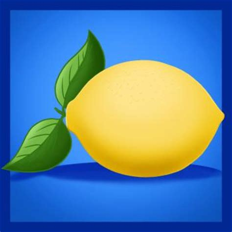 How to draw how to draw a lemon - Hellokids