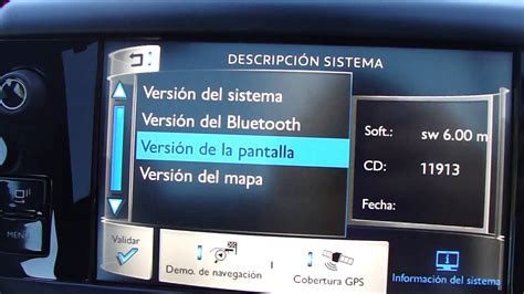 Update Firmware SMEG Peugeot 208 [after] - YouTube
