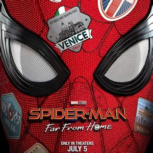 SPIDER-MAN: FAR FROM HOME Soundtrack - Songs / Music List