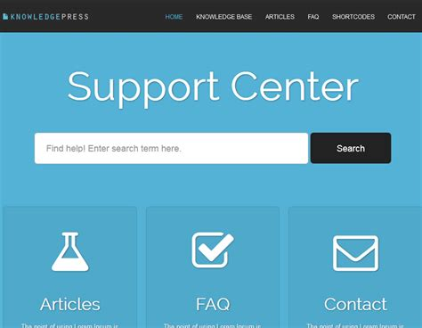 How to Start a Knowledge Base Using WordPress (6 Themes)