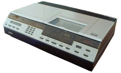 Retro Thing: Video 2000 - The other home video system