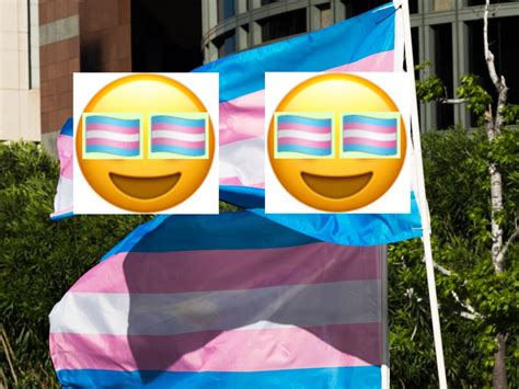 A transgender Pride flag emoji exists—here's how to get it