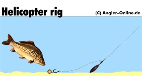 Helicopterrig Montage » Angler-Online