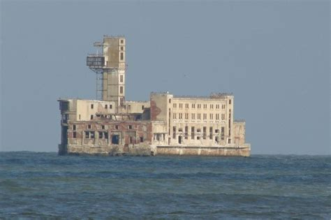 Deserted Places: An abandoned Soviet naval testing station